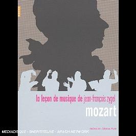 Leçon de Musique: Mozart. Divertissement, solitude & transformation, CD AUDIO + DVD (package DVD)