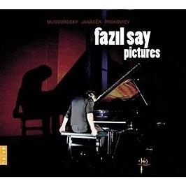 Pictures. Moussorgsky, Prokofiev, Janacek, CD + Dvd
