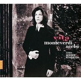 Vita. Oeuvres de Monteverdi & Scelsi, CD Digipack