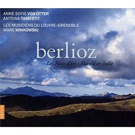 Berlioz: Nuits d'été. Harold en Italie, CD + Livre
