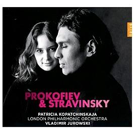 Stravinski & Prokofiev, CD Digipack