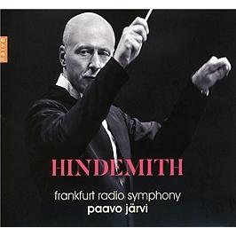 Hindemith, CD Digipack
