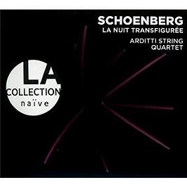 Schoenberg 3 : la nuit transfigurée, CD Digipack