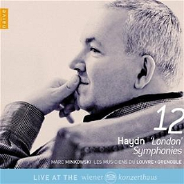 London symphonies, CD Digipack