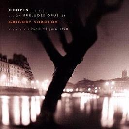 24 préludes op.28, CD Digipack