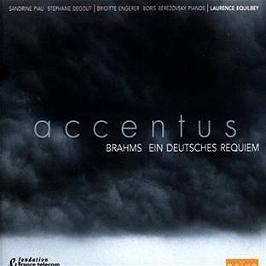 Requiem allemand, CD Digipack
