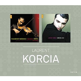 Laurent Korcia, CD