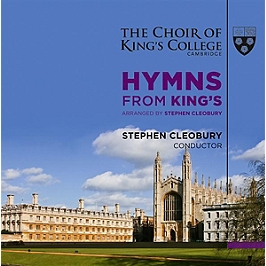 Hymns from king's, CD