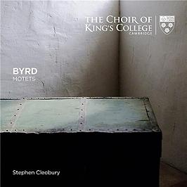 Byrds motets, CD