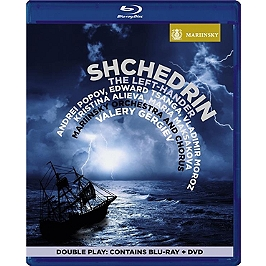 Le gaucher, Blu-ray Musical