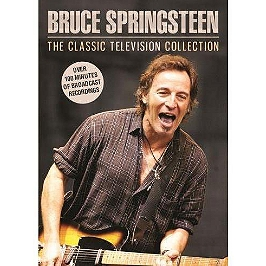 The classic television broadcast collection 1988/1995, Dvd Musical