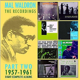 The recordings 1957-1961, CD + Box