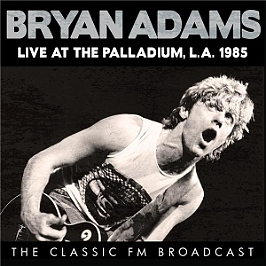 Live at the Palladium, L.A. 1985, CD