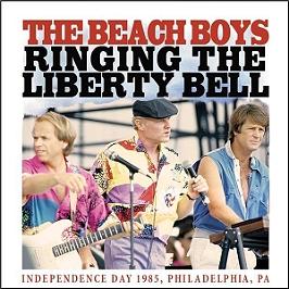 Ringing the liberty bell, Philadelphia 1985, CD