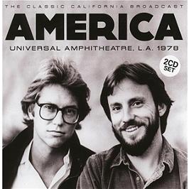 Universal Amphitheatre radio broadcast L.A. 1978, CD