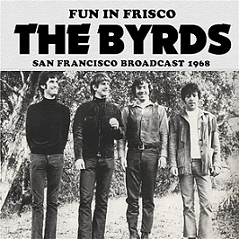 Fun in Frisco radio broadcast San Francisco 1968, CD