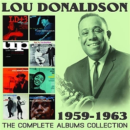 The complete albums collection 1959-1963, CD + Box