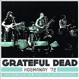 Hogmanay 72 radio broadcast winterland San Francisco 31/12/1972, CD + Box