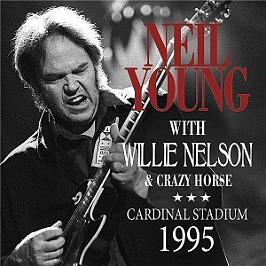 Cardinal stadium radio broadcast farm aid 1995, CD