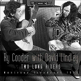 Two long riders radio broadcast Montreux 1990, CD