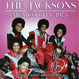 Mexico city radio broadcast 1975, CD