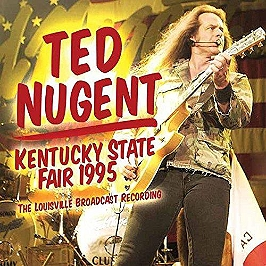 Kentucky state fair radio broadcast Louisville 1995, CD
