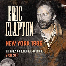 The classic broadcast recordings radio broadcast New York 1986, CD