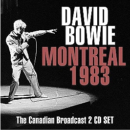 Montréal Canadian radio broadcast 1983, CD