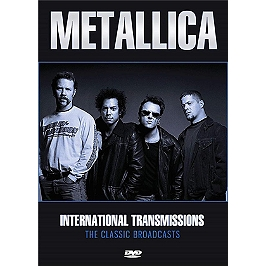 International transmissions TV broadcast 1985-1996, Dvd Musical