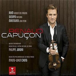 21st century violin concertos, CD Digipack