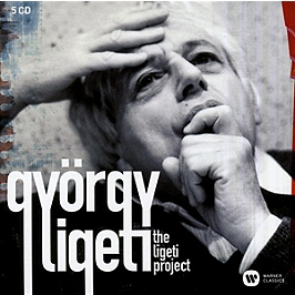 The Ligeti project, CD + Box