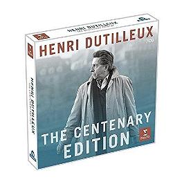 Dutilleux:centenary edition, CD + Box