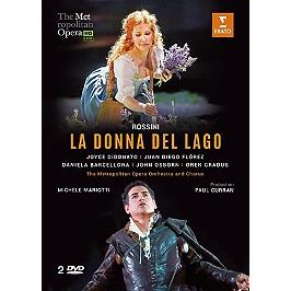La donna del lago, Dvd Musical