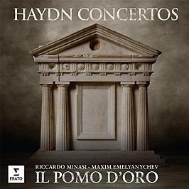 Haydn concertos, CD