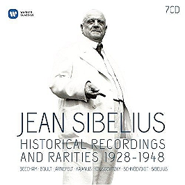 Enregistrements historiques, CD + Box