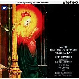 Symphonie n°2, CD
