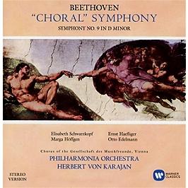 Symphonie n° 9, CD