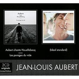 Aubert chante Houellebecq & idéal standard, CD
