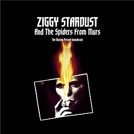 Ziggy Stardust and the spiders from Mars, Double vinyle