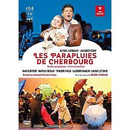 Les parapluies de Cherbourg, Dvd Musical