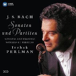 Sonates et partitas, CD Digipack