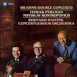 Double concerto, CD