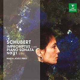 Impromptus, piano sonata, CD