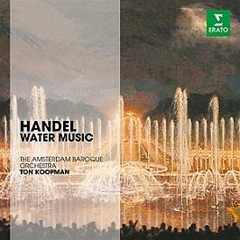 Water music, CD