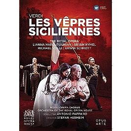 Vepres siciliennes, Dvd Musical