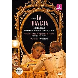 Verdi: la traviata, Dvd Musical