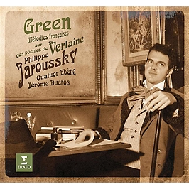 Green, mélodies sur Verlaine, CD