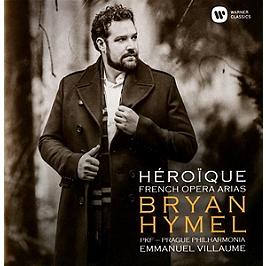 Héroïque/début récital, CD