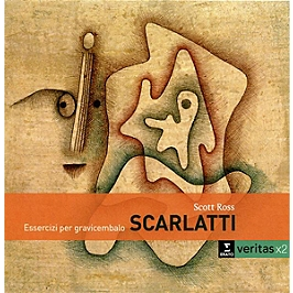 Essercizi per gravicembalo, CD