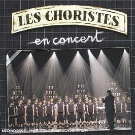 Les choristes en concert, CD
